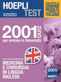 Medicina odontoiatria veterinaria 2001 for Test bocconi simulazione